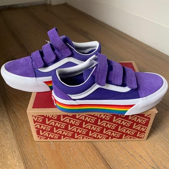 Vans Shoes | Vans Platform Velcro